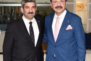 Başkan Bulut, TOBB Marmara Bölge Toplantısı'na katıldı