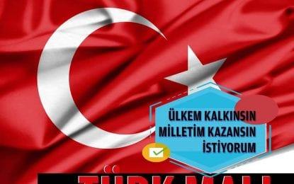 """TÜRKİYE KAMU-SEN'DEN """"YERLİ ÜRETİME DESTEK KAMPANYASI"""""""