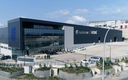 15 milyon Euro yatırım değerine sahip yeni fabrika ile şirket, Türkiye'yi Ortadoğu ve Balkanlar için üretim üssü olarak belirledi