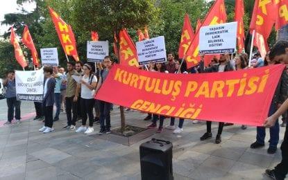 """Kocaeli Kurtuluş Partisi Gençliği: """"Yeni bir okul dönemi, yeni bir mücadele dönemidir!"""""""