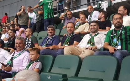 Birlik ve beraberlik galibiyetle taçlandı: Tebrikler Kocaelispor