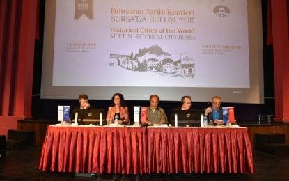 Tarihi Kentler 'Dünya Barışı' için çalışacak