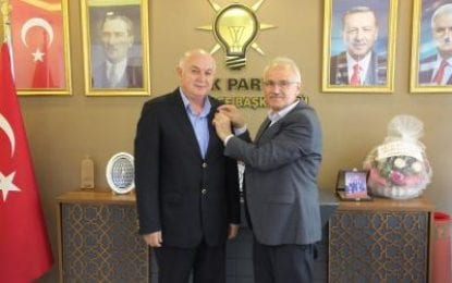 Yüksel Ercan artık AK Partide