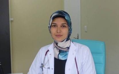 Körfez Devlet Hastanesi Yeni Dahiliye Doktoru Göreve Başladı