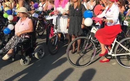 3, Tekirdağ Süslü Kadınlar Bisiklet Turu başlıyor