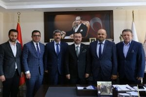 KOTO'dan, Cumhuriyet Başsavcısı Korkmaz'a ziyaret