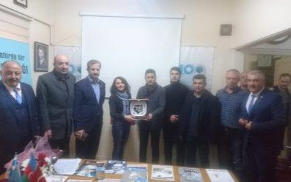 Türk Ocakları Öğretmen Seval Eroğlu'nu konuk etti