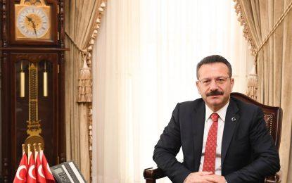 Vali Aksoy'dan 24 Kasım Öğretmenler Günü Mesajı
