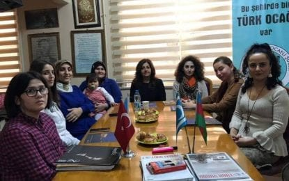Milli Kuruluşların hedefi; okuyan kadınları bir araya getirmek!