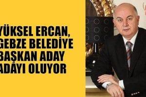 Gazeteci Yüksel Ercan, Gebze Belediye başkan aday adayı oluyor