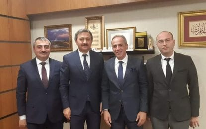 Ali Çakır Ankara'ya Çıkarma Yaptı