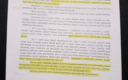 """Danıştay Savcısı: """"TSK'da ve Kamuda Türban"""" Laiklik ilkesine aykırı"""