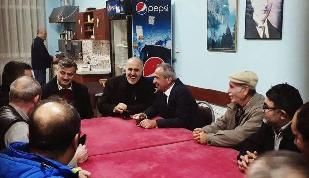 Ali Çakır'dan Tam Saha Pres