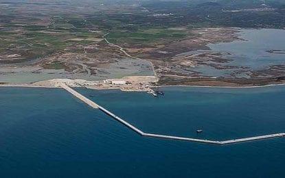 Kuzey Ege Çandarlı Limanı Kıyı Kanunu'nun hükümlerinden muaf tutulacak