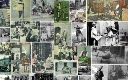 İstanbul'un Unutulan Meslekleri İstanbul'un 100 Esnafı Kitabında!