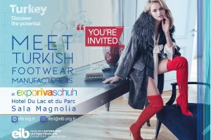 Türk ayakkabısı çizmeden Avrupa'ya girecek
