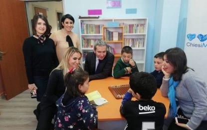 Okuma Sanatı Kulübü: Kocaeli'de Kütüphanesiz Okul Kalmasın!