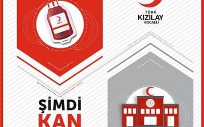 """Kocaeli Kızılay'dan """"Acil"""" Kan Bağış Çağrısı"""