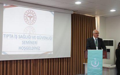 Kocaeli'de Tıpta İş Sağlığı ve Güvenliği Semineri Gerçekleştirildi