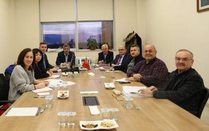 Marmara Bölgesi'nin sigortacıları  ortak sorunlara ortak çözüm için Ankara'ya gidiyor