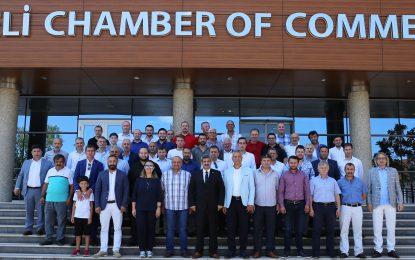 KOTO 1. Meslek Komitesi  2019 yılı yol haritasını planladı