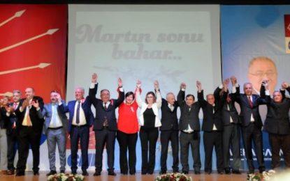 CHP YALOVA… ADAYLAR BELLİ OLDU!..