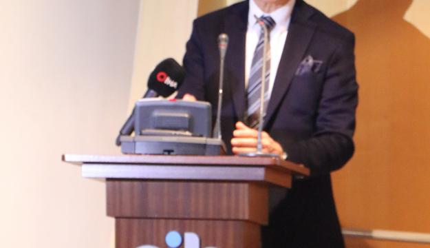 """TEKSMER Yönetim Kurulu Başkanı Sabri Ünlütürk; """"İzmir'i Teknik Tekstil Merkezi yapmak istiyoruz"""""""