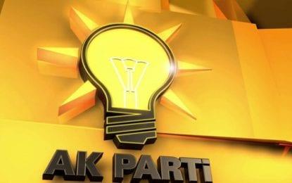 AK Parti'de SKM Başkanları belli oldu