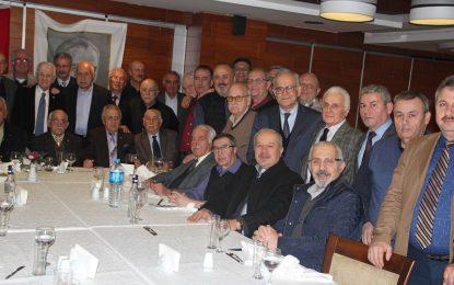 Kocaeli ve Kocaelispor'u seven Eski Dostların 373. Toplantısı gerçekleşti