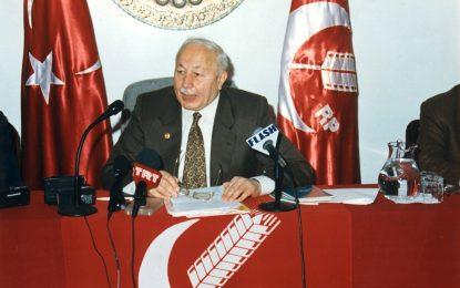 Yeniden Refah Partisi KOCAELİ il başkanı Mehmet ARAS'tan 28 Şubat Çıkışı