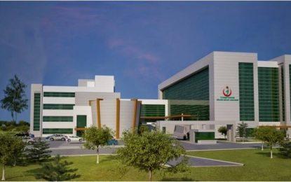 Gölcük Necati Çelik Devlet Hastanesi İnşaatı Hızlanıyor