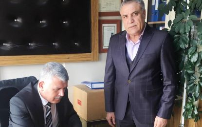 AK Partiden istifalar başladı