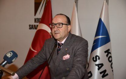 KSO Başkanı Ayhan Zeytinoğlu işsizlik oranı ve bütçe gerçekleşmelerini değerlendirdi