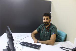 Yeni Anestezi Uzman Doktoru Hasta Kabulüne Başladı