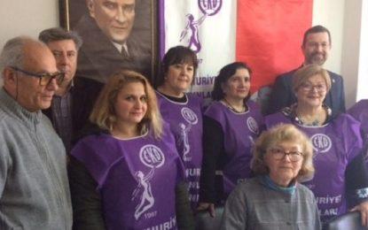 Cumhuriyet Kadınları Derneği Kocaeli Şube Başkanı Gaye Dolgun: 2019 yılını kadınların 'Seçilme Hakkı Mücadelesi' yılı olarak ilan ediyoruz