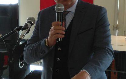 İYİ Parti Kocaeli İl Başkanı Şanbaz Yıldız, kendilerine sataşan Ünlü'ye çok sert cevap verdi