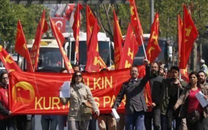HKP'den 1 Mayıs'ta Taksim Çağrısı!