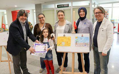Kocaeli Devlet Hastanesi'nde 23 Nisan Coşkusu
