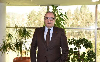 """KSO Başkanı Ayhan Zeytinoğlu:""""Kocaeli ihracatta önemli başarılara imza atmaya devam ediyor"""""""