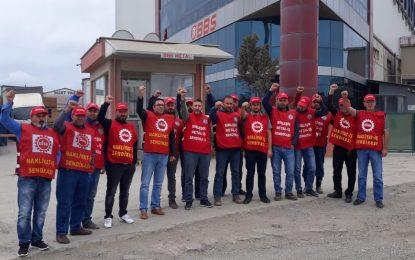 Nakliyat-İş'ten 1 Mayıs'ta Taksim Çağrısı!