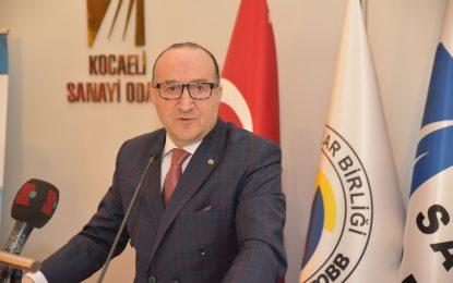 KSO Başkanı Ayhan Zeytinoğlu şubat ayı cari açık verilerini değerlendirdi