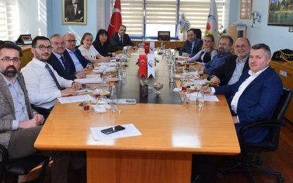 Marmara Bölgesi sigortacılarından, Sigortacılık Genel Müdürlüğü'ne ortak rapor