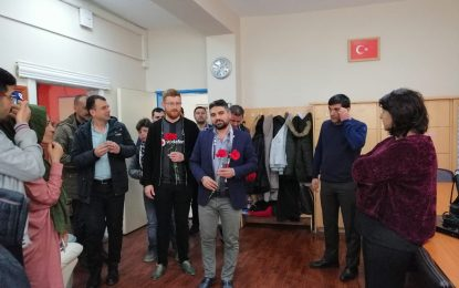 Başsikele Beşiktaşlılar Derneği Başkanı Selim Yılmaz: Öğretmenlerimiz Yalnız Değildir