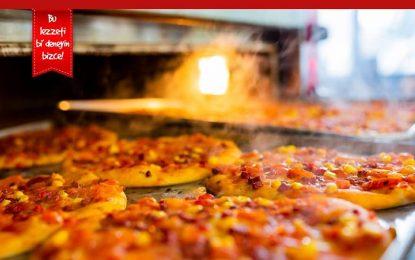 Bildiğiniz Pizza Lezzetine Meydan Okuyoruz!