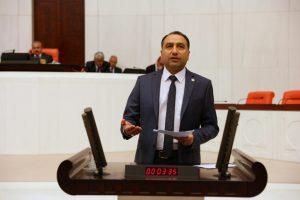 HDP İstanbul Milletvekili Ali KENANOĞLU, 1800 Yıllık Antik Roma Mezarının İş Makineleriyle Yıkımını Meclis Gündemine taşıdı