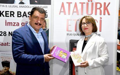 Başkan Gürkan; En İyi Dost Kitaptır