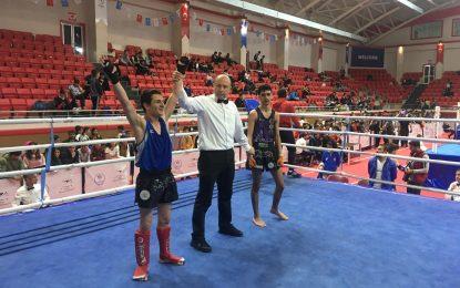 Hereke Nuh Çimento MTAL öğrencisi Türkiye Şampiyonu oldu