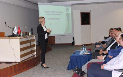 Dr. Demirkol Muğla'da Kariyer Gününe Katıldı