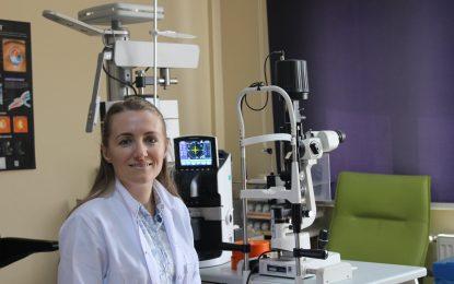Körfez Devlet Hastanesi'nde Yeni Göz Doktoru Başladı