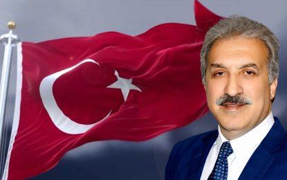 Başiskele'de Saadet Partisi (5) ve CHP (1) meclis üyeleri tarafından T.C önergesi verildi